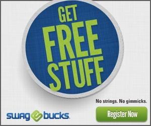 300x250 - Swagbucks - Sign up and earn 500 SB
